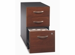 Three-Drawer File (Assembled) - Series C Hansen Cherry Collection - Bush Office Furniture - WC24453SU