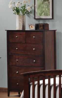 Tia Vertical Chest with 5 Drawers - 202085