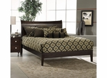 Tiburon Bentwood King Size Platform Bed - Hillsdale Furniture - 1418667PLTB