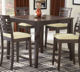 Tiburon Counter Height Fixed Top Dining Table - Hillsdale Furniture - 4917-818