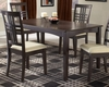 Tiburon Fixed Top Dining Table - Hillsdale Furniture - 4917-814