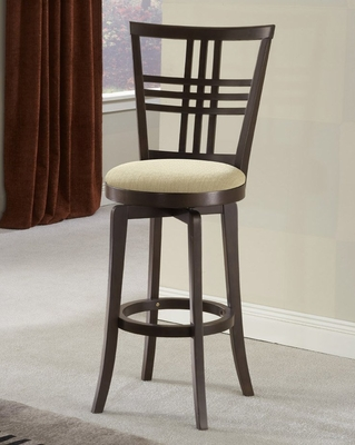Tiburon II Swivel Bar Stool - Hillsdale Furniture - 4917-830