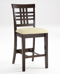 Tiburon Non-Swivel Counter Stool (Set of 2) - Hillsdale Furniture - 4917-806