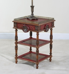Tier Table - Chinese Chipendale - Ultimate Accents - 25351ET