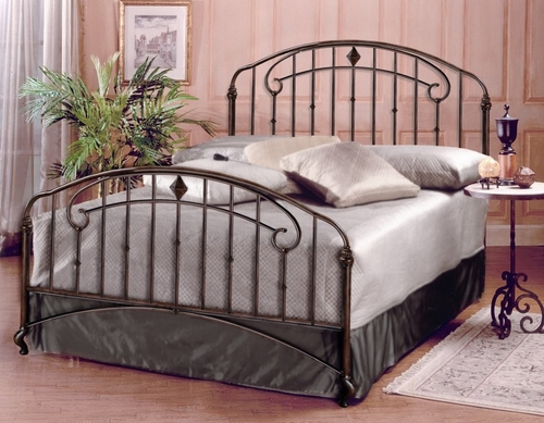 Tierra Mar Eastern King Size Bed