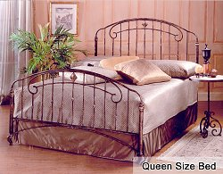 Tierra Mar Queen Size Bed