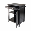 Timber Kitchen Cart - Winsome Trading - 20727