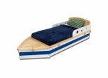 Toddler Bed - Boat Toddler Cot - KidKraft Furniture - 76251