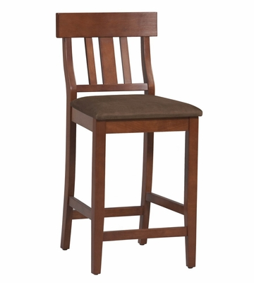 Torino Slat Back Bar Stool 30