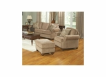 Torre Sofa, Chair and Ottoman Set Nutmeg - Largo - LARGO-WG-F0746-SET