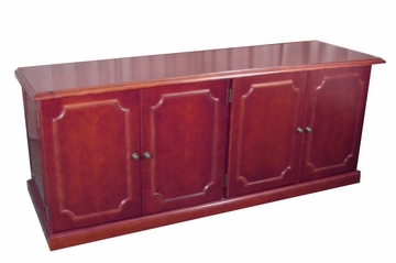 Toscana Low Wall Cabinet in Sierra Cherry - Mayline Office Furniture - TLCCRY