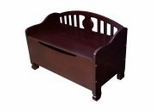 Toy Box - Queen Anne Toybox - KidKraft Furniture - 14436