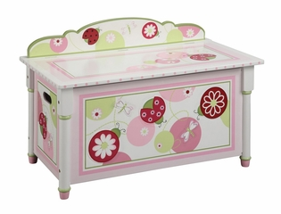 Toy Box - Sweetie Pie Toy Box in Multi - Guidecraft - G86104