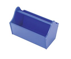 Toy Caddy in Blue - KidKraft Furniture - 15903