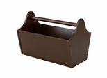 Toy Caddy in Chocolate - KidKraft Furniture - 15933