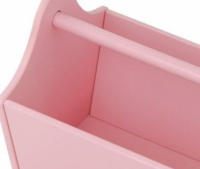Toy Caddy in Pink - KidKraft Furniture - 15904