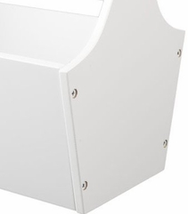 Toy Caddy in White - KidKraft Furniture - 15901