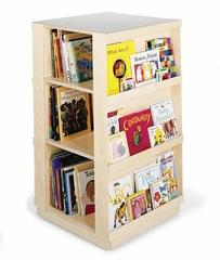 Toy Storage - 4-sided Library - Guidecraft - G97012