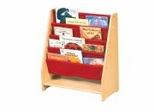 Toy Storage - Canvas Book Display (Single) - Guidecraft - G6427