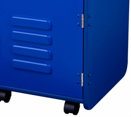 Toy Storage - Medium Locker in Blue - KidKraft Furniture - 14323