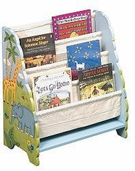 Toy Storage - Safari Book Display - Guidecraft - G83200