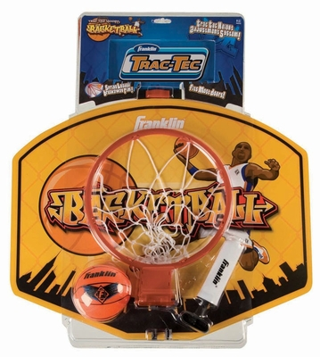 Trac Tec Breakaway Hoop - Franklin Sports