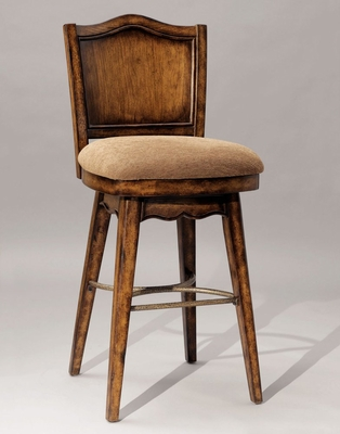 Traditional Swivel Bar Stool - Bourbon Street