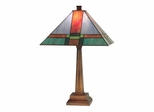 Tranquility Mission Table Lamp - Dale Tiffany