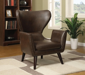 Transitional Accent Chair - 902089