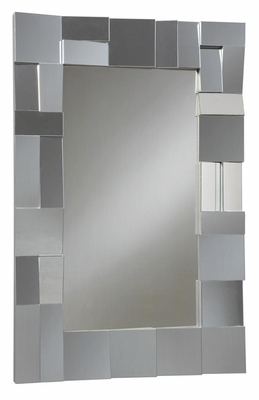 Transitional Accent Mirror - 901742