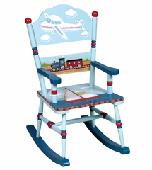 Transportation Rocking Chair - Guidecraft - G85301