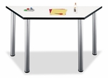 Trapezoid Table - Aspen Collection - Bush Office Furniture - TS85203