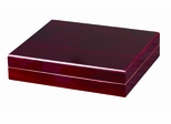 Travel 15 Cherry Cigar Humidor - HUM-TR15C