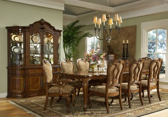 Traviata Dining Room Furniture Set 3 - Largo Furniture - D121A-DSET-3