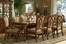 Traviata Dining Room Furniture Set 4 - Largo Furniture - D121A-DSET-4
