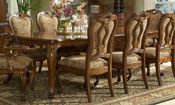Traviata Rectangular Table - Largo Furniture - D121A-31