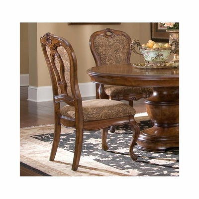 Traviata Umbria Side Chair - Set of 2 - Largo - LARGO-ST-D121A-41