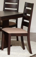 Travis Slat-Backed Dining Chair - Set of 2 - 104082
