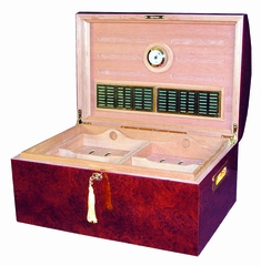 Treasure Dome Large Cigar Humidor - HUM-200DL