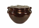 Tree Container For Artificial Lifelike Trees - Mahogany - NUDT4061