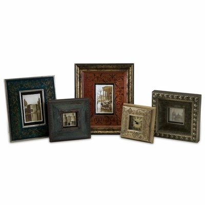 Trend Color Frames (Set of 5) - IMAX - 21135-5