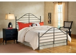 Trenton King Size Bed - Hillsdale Furniture - 1686BKR