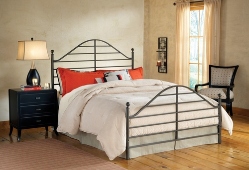 Trenton Queen Size Bed - Hillsdale Furniture - 1686BQR