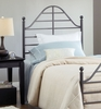 Trenton Twin Size Headboard with Frame - Hillsdale Furniture - 1686HTWR