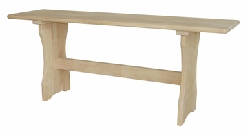 Trestle Bench - BE-4312