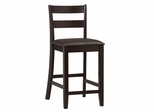 "Triena Soho Counter Stool 24"" - Linon Furniture - 01866ESP-01-KD-U"