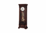Trieste Grandfather Clock - Distressed Finish - Howard Miller