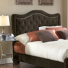 Trieste King Size Fabric Headboard with Frame - Hillsdale Furniture - 1554HKRT