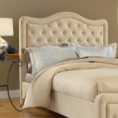 Trieste King Size Fabric Headboard with Frame - Hillsdale Furniture - 1566HKRT