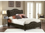 Trieste Queen Size Fabric Bed - Hillsdale Furniture - 1554BQRT